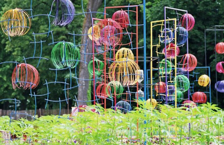 Les jardins métissés